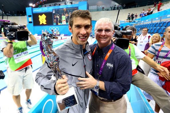 Michael Phelps_with_Bob_Bowman