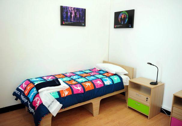 Olympic Village_bedroom