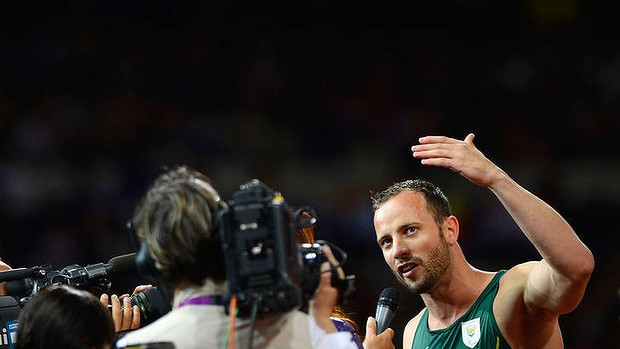 Oscar Pistorius_talks_to_Channel_4_after_being_beaten_at_London_2012_September_2_2012