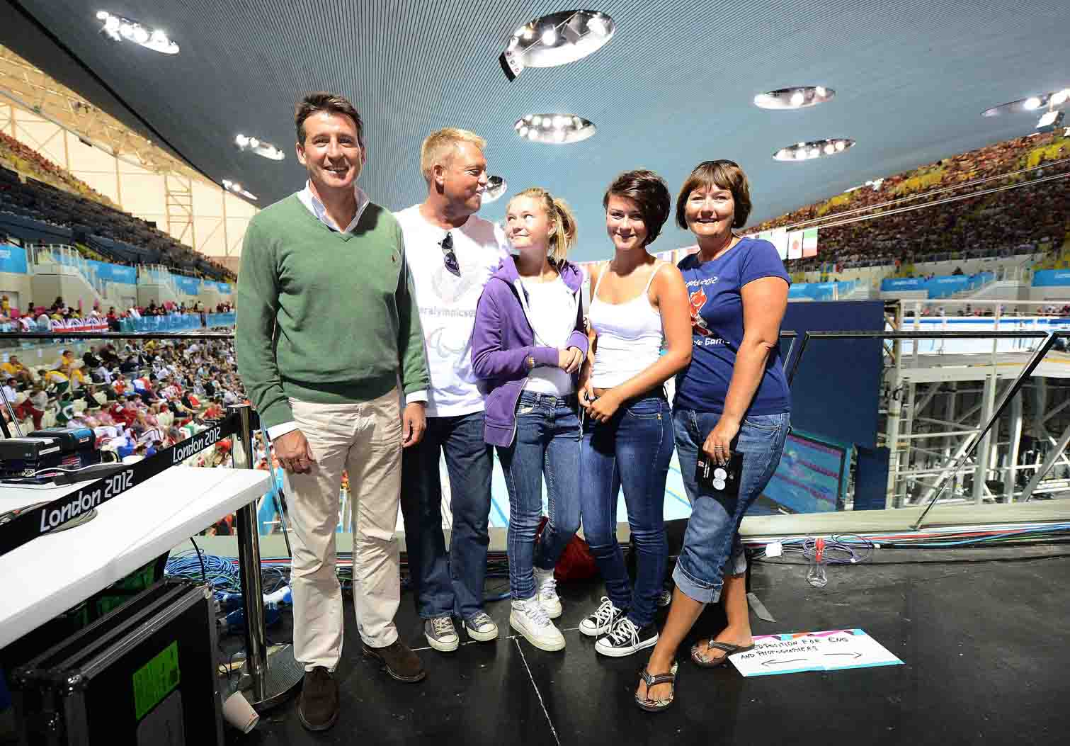 Seb Coe_and_3_millionth_visitor_Sept_1
