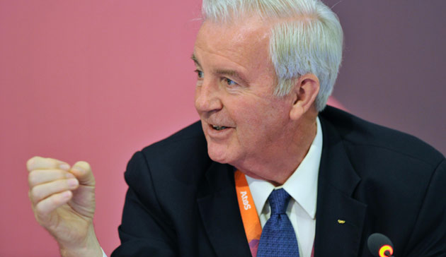 Sir Craig_Reedie_was_named_chairman_of_the_Commission_that_will_evaluate_the_candidatures_of_Istanbul_Tokyo_and_Madrid_for_the_2020_Olympic_and_Paralympic_Games