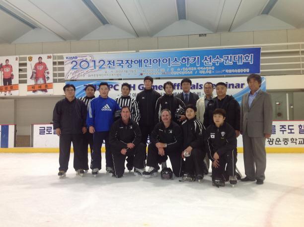 Sledge hockey_officials_seminar