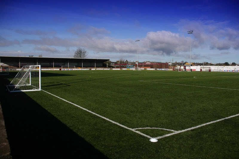 Stenhousemuir synthetic_pitch