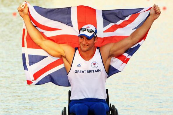 Aggar ParalympicsGB's Aggar ...