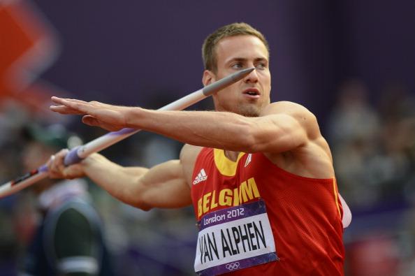 Hans van_Alphen_of_Belgium