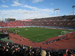 Kasumigaoka National_Stadium