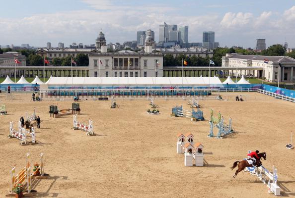 London 2012_Greenwich_Park