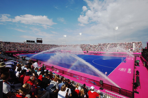London 2012_Riverbank_Arena