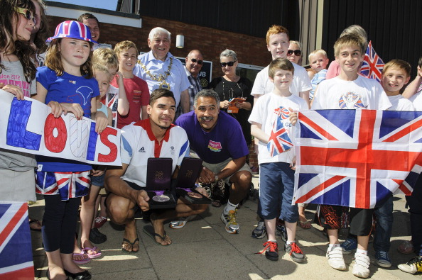 Louis Smith__Daley_Thompson_visit_Huntingdon_Gymnastics_Club_to_inspire_the_nation_to_join_in_local_sports