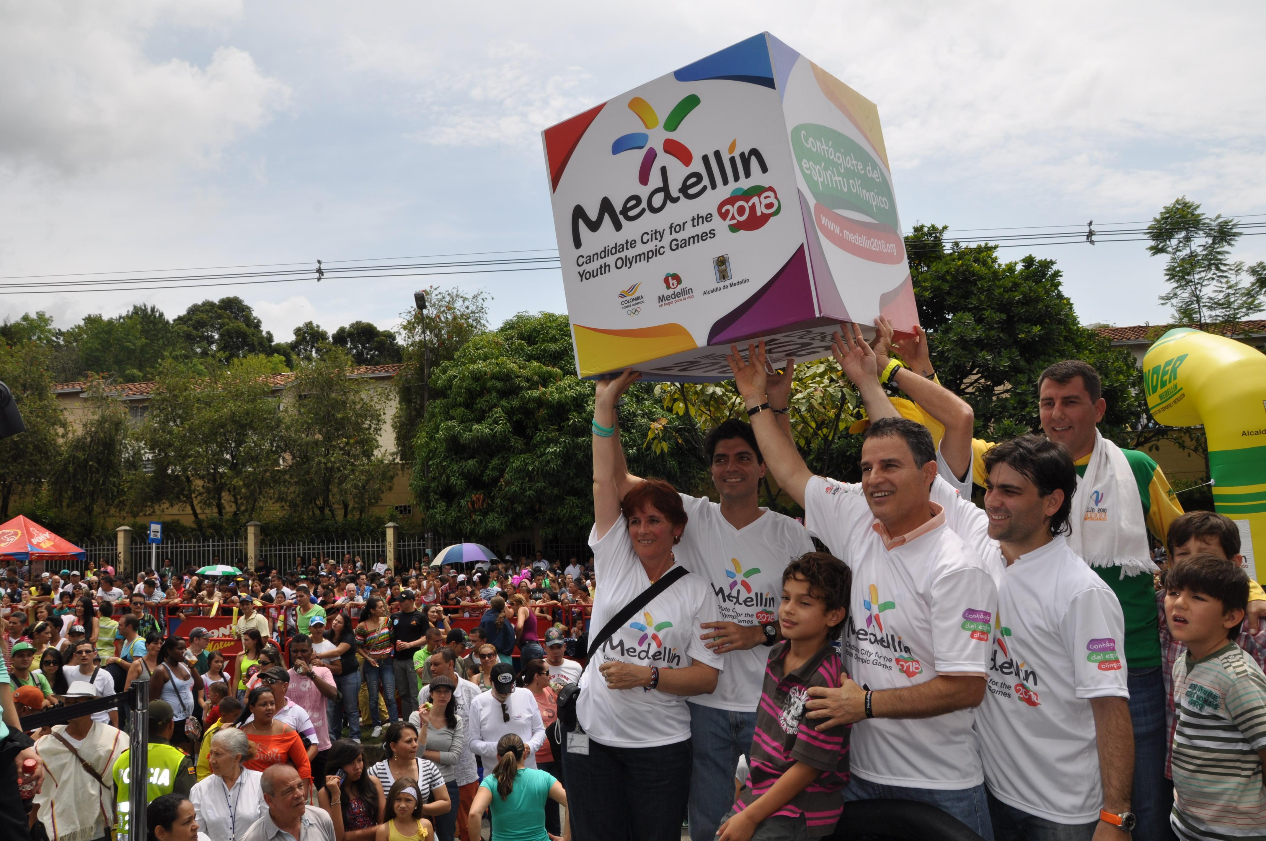 Medellin 2018