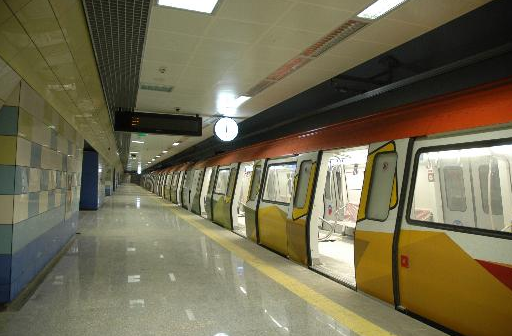 New metro_station_in_Istanbul