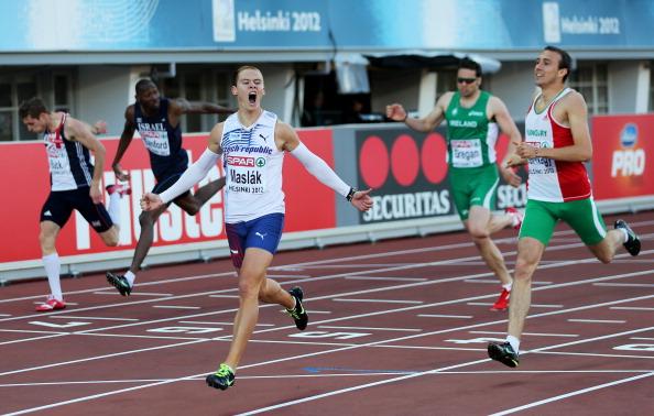 Pavel Maslk_of_Czech_Republic_at_the_21st_European_Athletics_Championships_Helsinki