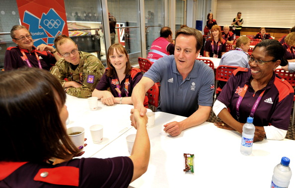Prime Minister_David_Cameron__London_2012_Games_Makers