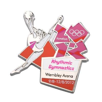 Rhythmic gymnastics_-_Wembley_Arena_pin