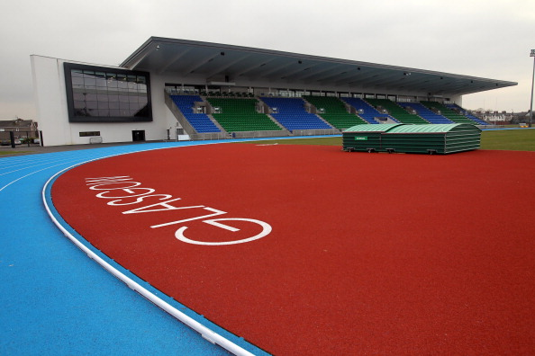 Scotstoun Stadium_venue_for_the_athletics_during_the_2014_Glasgow_Commonwealth_Games