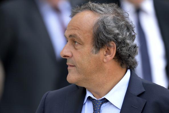 UEFA President_Michel_Platini