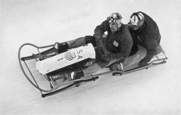 1936 winter olympics usa two man bobsled Nov 18