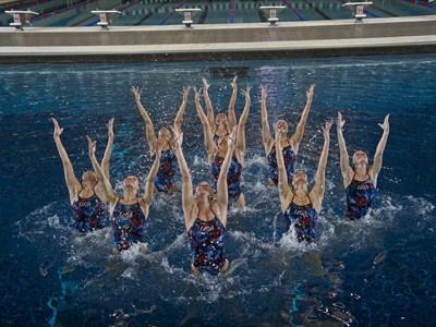 2012 U.S. Olympic Qualification Team London 2012 Sync Swimming Nov 18