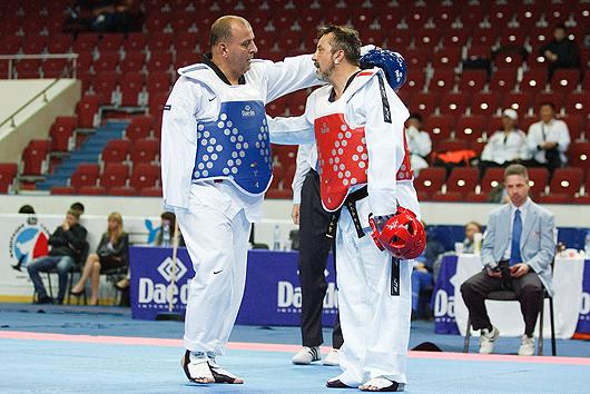 2nd WTF World Para-Taekwondo Championships winners