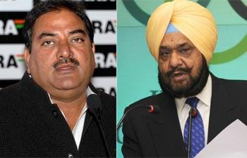 Abhay Singh Chautal and Randhir Singh