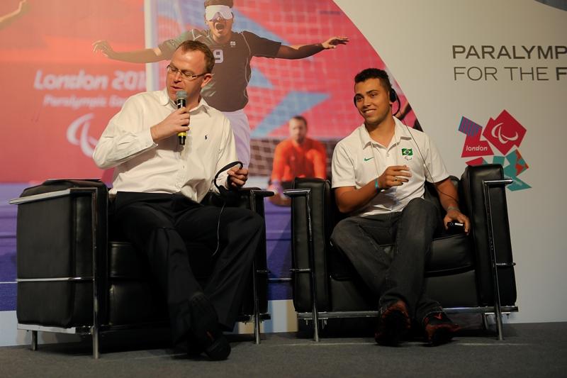 Alan Oliveria interviewed by Craig Spence Rio de Janeiro November 22 2012