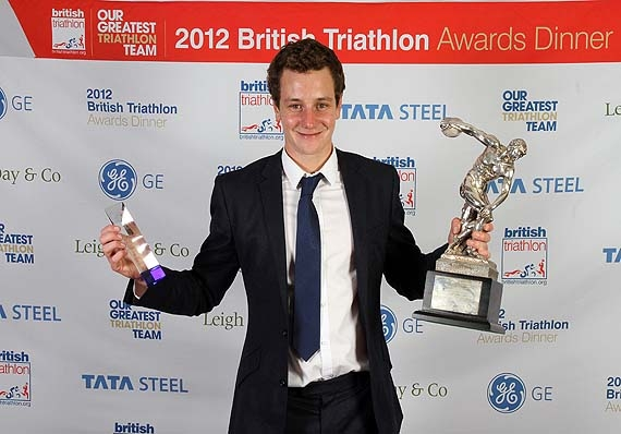 Alistair Brownlee Nov 18