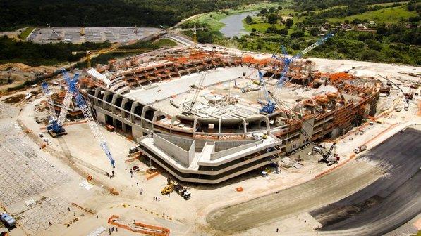 Arena Pernambuco 09-11-12