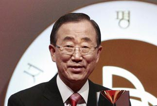 Ban Ki-moon Nov 11