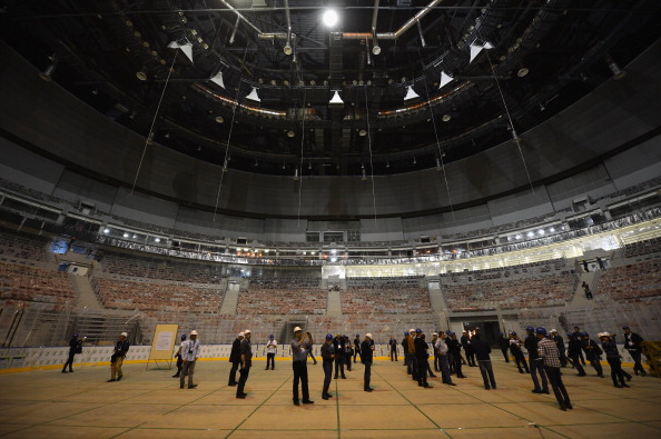 Bolshoy Dome 08-11-12