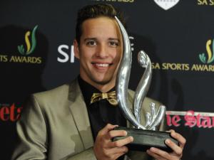Chad le Clos voted SA Sports Star of the Year