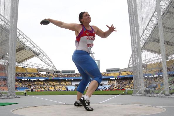 Darya Pishchalnikova Daegu 2011
