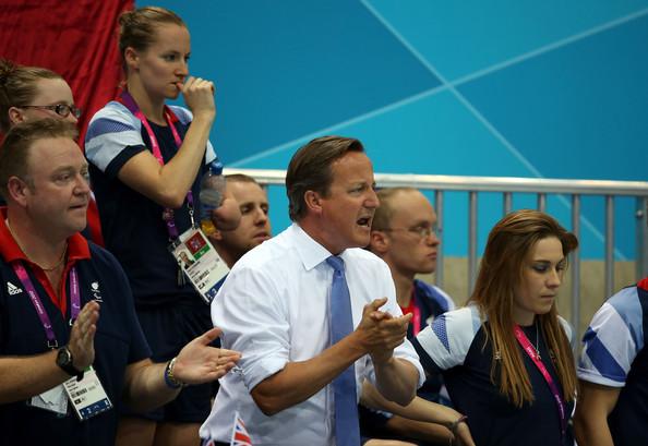 DavidCameron Paralympics