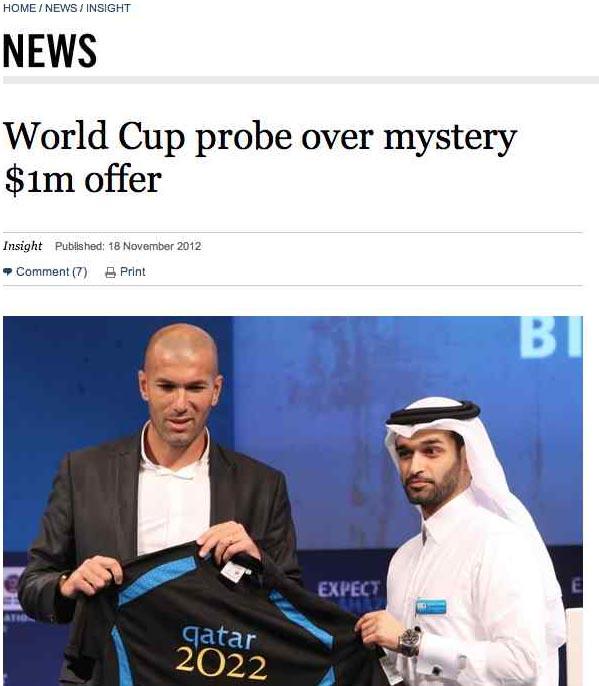 FIFA scandal grab Nov 18