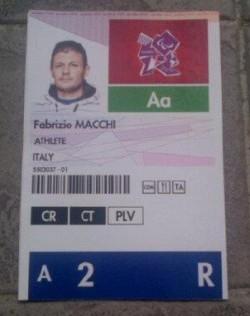 Fabrizio Macchi accreditation
