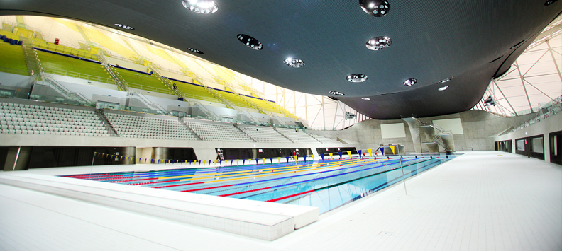Greenwich Leisure Limited will operate the Aquatics Centre for 10 years starting in 2013 along with the MultiUse Arena