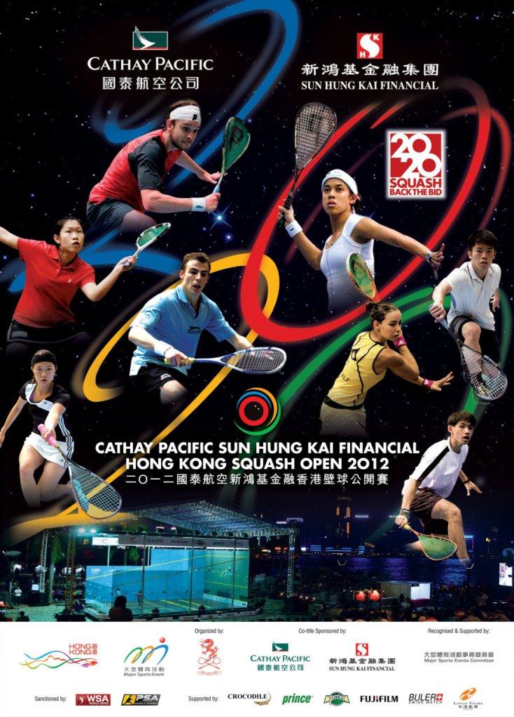 Hong Kong Open poster