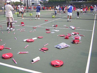 ITF Tennis scheme