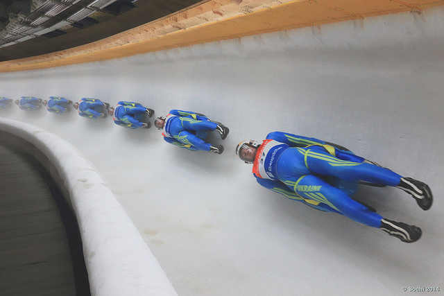 International Luge Training Week has already taken place at Sanki Sliding Centre in Sochi