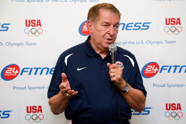 Jerry Colangelo London 2012 July 26
