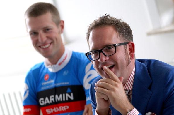 Jonathan Vaughters Tour de France 2012 June 28
