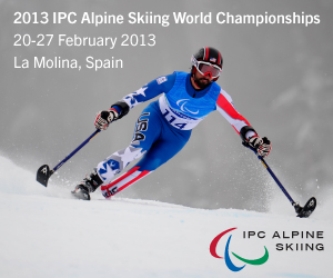 La Molina IPC World Skiing Championships