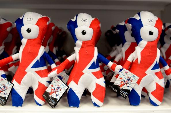 London 2012 paralympics merchandise Nov 18