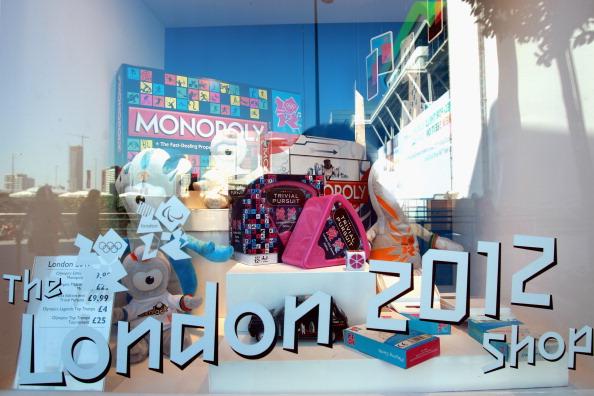 London 2012 shop  Nov 18