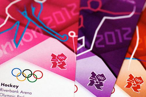 London 2012 tickets in bundle