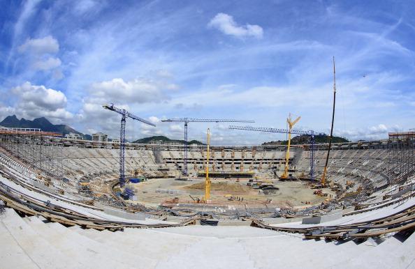 Maracana stadium 09-11-12