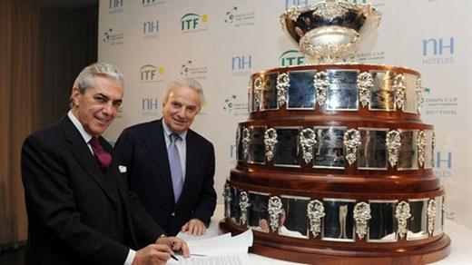 NH Hoteles Davis Cup Nov 18