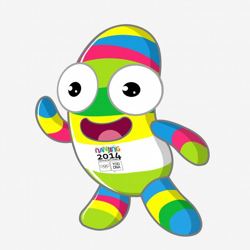 Nanjing 2014 mascot