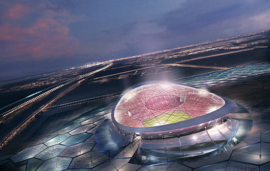 Qatar 2022 world cup stadium1