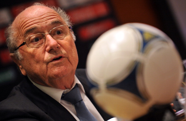 Sepp Blatter 08-11-12