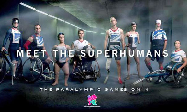 Superhumans C4 advert